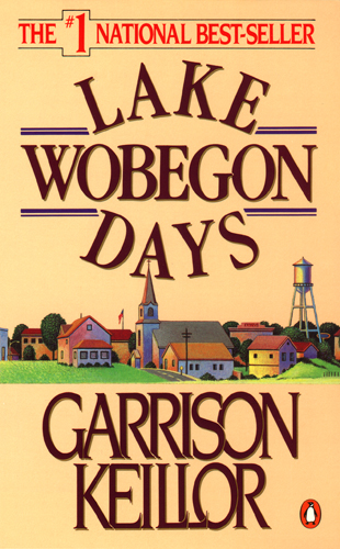 Lake Wobegon Days paperback first edition cover