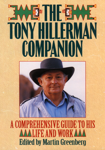 The Tony Hillerman Companion hardcover first edition